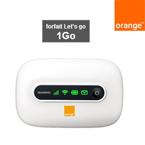 cle 3g orange 1go