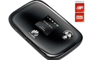 Forfaits SFR pour clé 3G/4G: à partir de 7,99€/mois!
