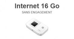 Le forfait 16Go de Bouygues: la petite révolution des clés 3G !