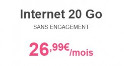Le forfait 20Go de Bouygues: la petite révolution des clés 3G !
